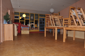 waldorfkindergarten schw bisch gm nd neubau. Black Bedroom Furniture Sets. Home Design Ideas